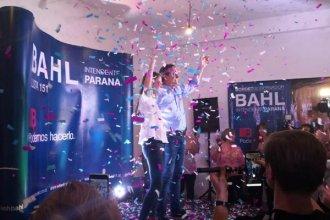 El PJ derrotó a Cambiemos por seis puntos en Paraná y Bahl fue el ganador de la jornada