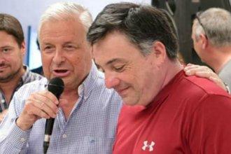 El vice de Lauritto y Orrico, ganadores en las internas uruguayenses