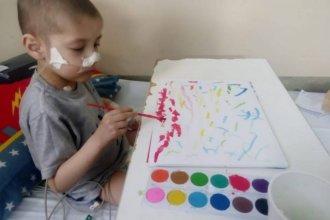 """Enzo recibió la primera dosis del tratamiento: """"Tuvo días bravos, pero lo viene llevando bien"""""""