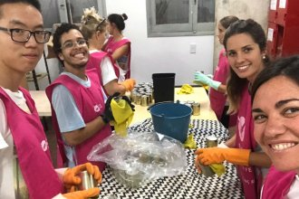 Bancos de Alimentos: Paraná va por su primer rescate y  Colón suma voluntades