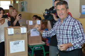 """""""En la provincia el rol de Cristina fue clave y protagónico"""", aseguró Urribarri"""