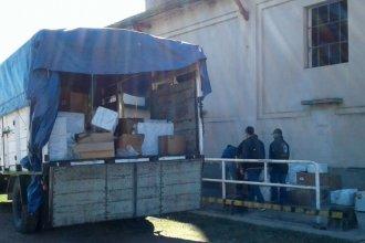 Desde informática hasta muñecos coleccionables: millonario cargamento de contrabando fue secuestrado en Gualeguaychú