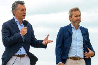 """Frigerio también puso en duda la candidatura de Macri: si hay """"alguien mejor"""", podría no presentarse"""
