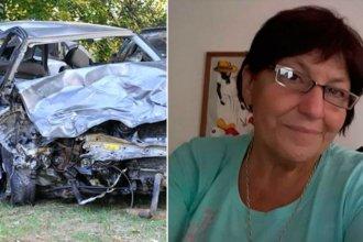 Hay una entrerriana, entre las 8 víctimas fatales de un choque en Carmen de Areco