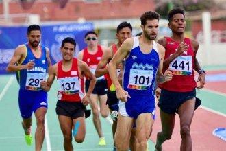 El entrerriano Federico Bruno logró una marca histórica y la mínima para los Panamericanos
