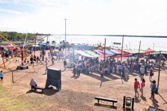 Fin de semana con buen tiempo y miles de visitantes en Colón: Feria de sabores, playas y termas, entre los principales atractivos