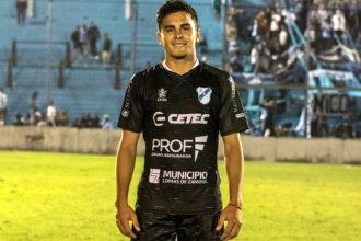 Enzo, el entrerriano que quedó anotado en la historia de un club de Buenos Aires