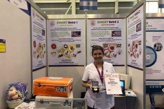 Pediatra de Oro: premiada en Suiza al crear un método para observar el desarrollo neurológico de los bebés