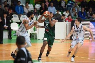 Olímpico necesitó tiempo suplementario para derrotar a Estudiantes en el Gigante Verde