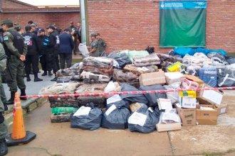 Destruyeron importante cantidad de droga que había sido secuestrada en Entre Ríos y Santa Fe
