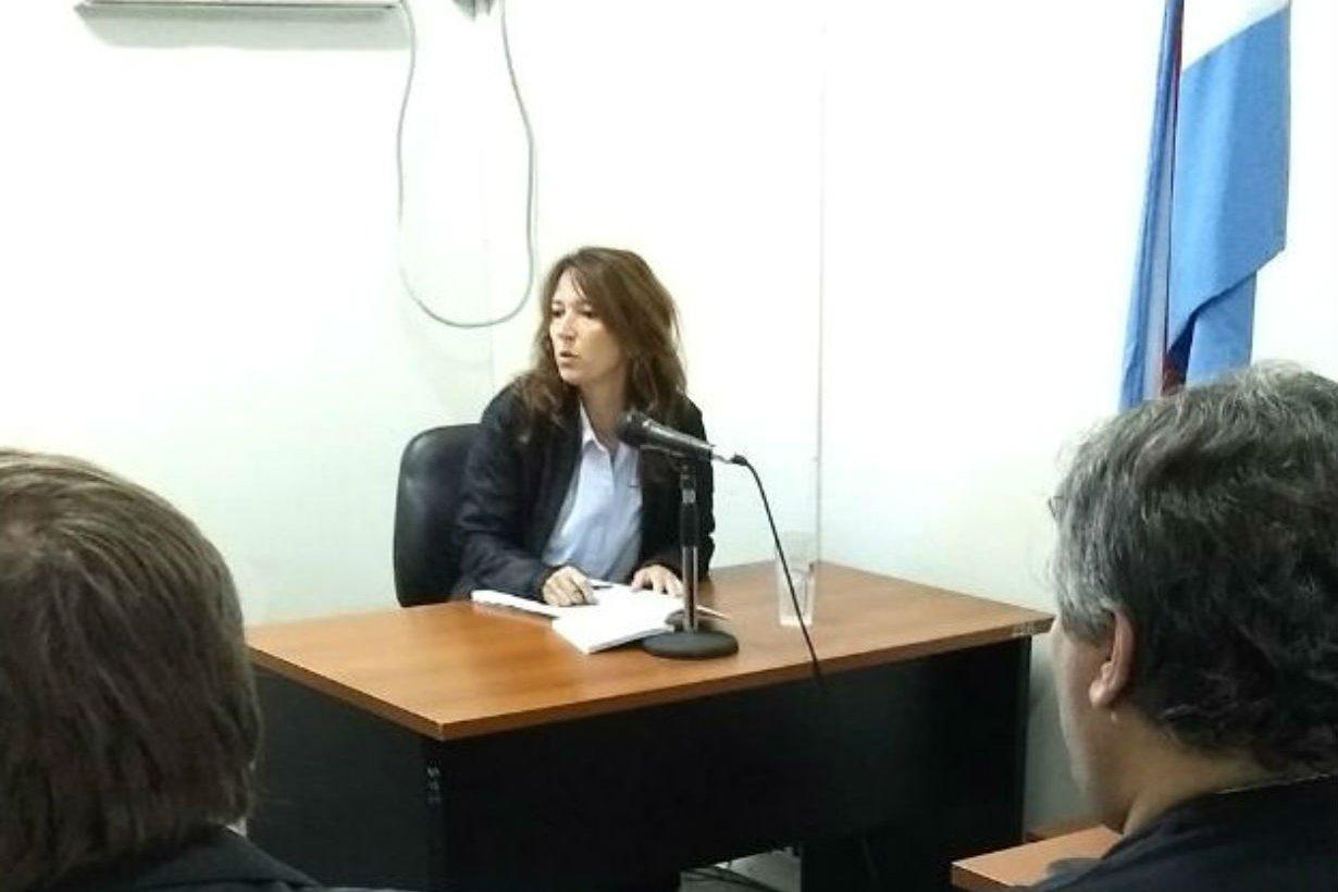 La jueza Giorgio apartó al fiscal Arias.