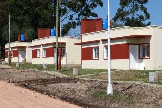 Con más de 20 millones de pesos, construirán monoambientes y viviendas para colonenses