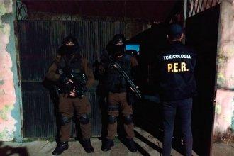 Detuvieron a dos hermanos que se dedicaban a la venta de cocaína y marihuana en Concordia
