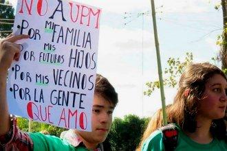 Con el peligro latente de una nueva UPM, una ciudad vuelve a movilizarse en defensa del río Uruguay