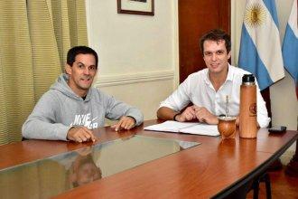 De un equipo de Primera, a reemplazar a Marcelo Cresto: Víctor Bernay es el nuevo secretario de Deportes