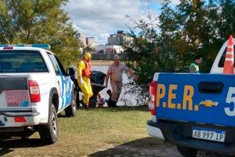 Hallaron el cuerpo de una mujer flotando en el río Gualeguaychú