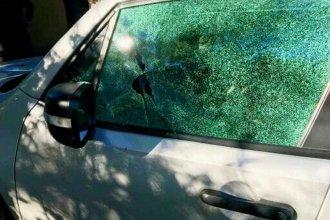 """Rompieron la ventanilla de la camioneta de la diputada Viola: """"Estas prácticas, en democracia, no"""""""