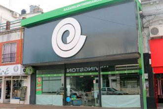 """Bazar """"El Entrerriano"""" cerró otra sucursal y 10 personas quedaron sin trabajo"""