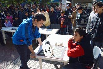 Los mejores ajedrecistas del país visitan Concepción del Uruguay