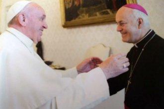Representantes de la Iglesia entrerriana mantuvieron un encuentro con el Papa Francisco