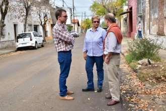"""El municipio admitió que hubo una """"falla técnica"""" en el reasfaltado de calles en Concordia"""