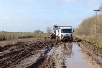 Diputado entrerriano busca preservar los caminos rurales prohibiendo el tránsito en días de lluvia