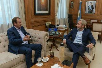 """Tras la carta de Macri, Bordet y Frigerio se reunieron para """"no discutir en campaña electoral"""""""