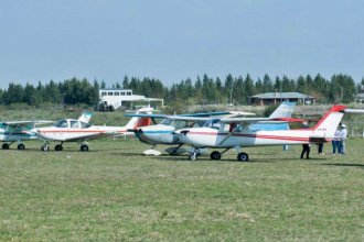 Confirmaron la habilitación: una localidad entrerriana cuenta con pista de aterrizaje