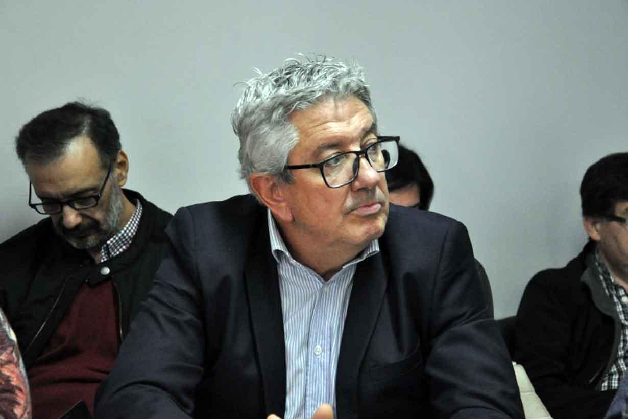 Federico Tomas, del Tribunal de Cuentas