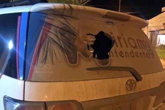Candidata a concejal denuncia ataque contra su camioneta
