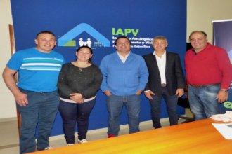 IAPV entregó un crédito de $235.105 para que una familia amplíe su vivienda