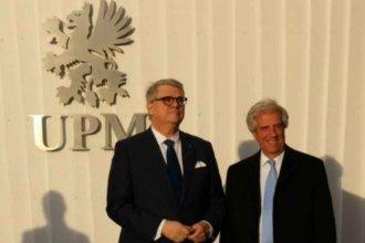 Ya no hay dudas: Tabaré Vázquez confirmó que habrá una segunda planta de UPM en el Uruguay