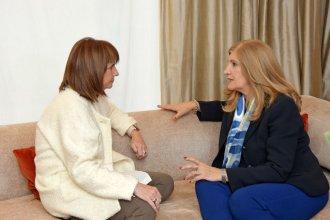 Tras la detención de Fernández, Bullrich felicitó a la Policía de Entre Ríos y a la ministra Romero