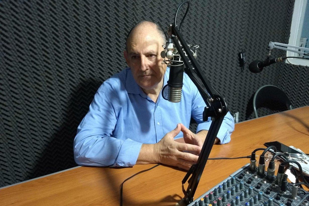 Roberto Niez, candidato a intendente por Cambiemos