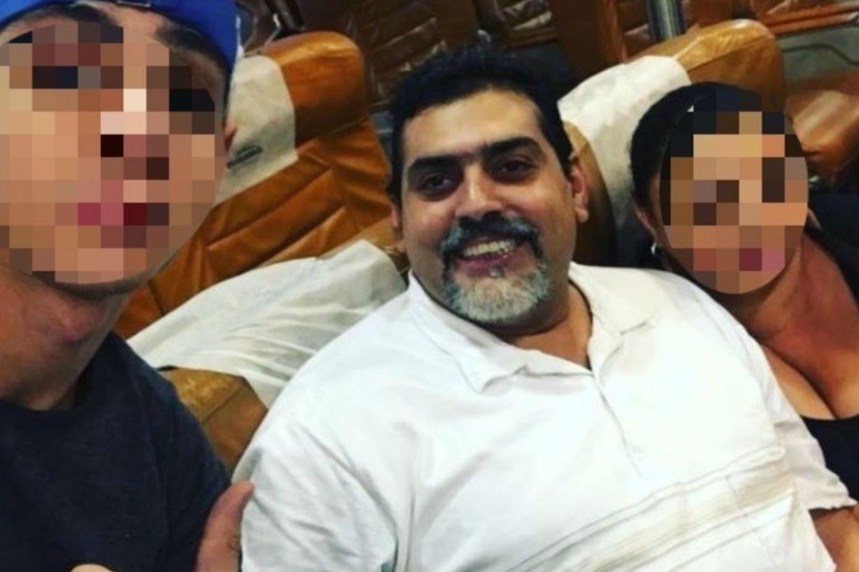 Juan Fernández (42 años), detenido en La Histórica