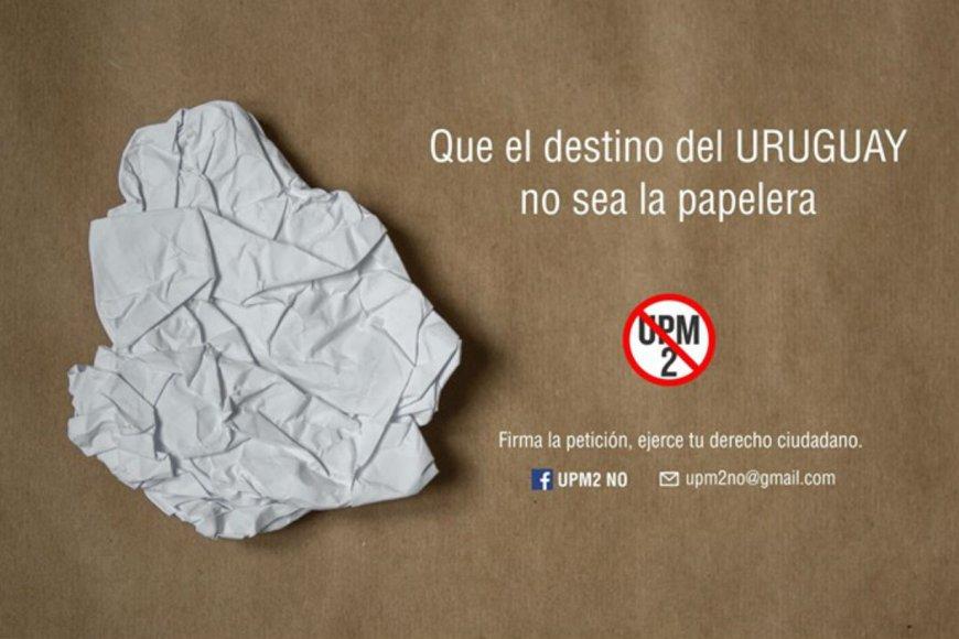 El rechazo a UPM 2 llega desde Gualeguaychú.