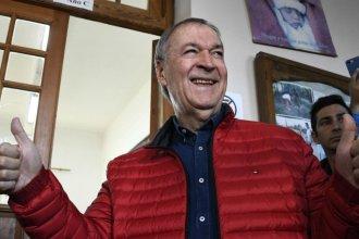 Cerró la votación en Córdoba y las primeras bocas de urna dan ganador a Schiaretti