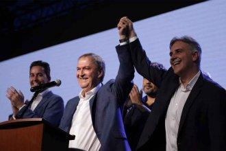 """""""Va creciendo una alternativa real"""" para el país dijo Bordet, al felicitar a Schiaretti por el triunfo en Córdoba"""