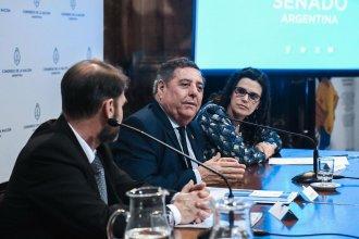 """De Angeli pidió """"una pronta resolución judicial"""" para el doble crimen en Plaza del Congreso"""