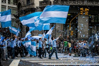 """Yo, argentino"""