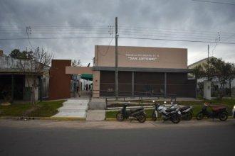 Al llegar a la mañana a abrir la escuela, notaron que habían entrado a robar