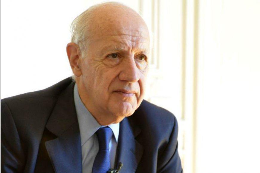 Lavagna, el ex ministro que sería candidato.