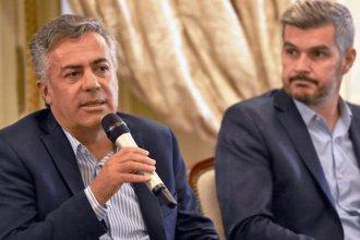 El presidente de la UCR pone en duda que Macri sea candidato