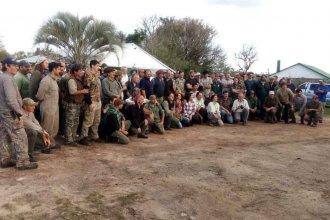 """La intendente de El Palmar admitió que """"el control de mamíferos exóticos invasores implica su caza"""""""