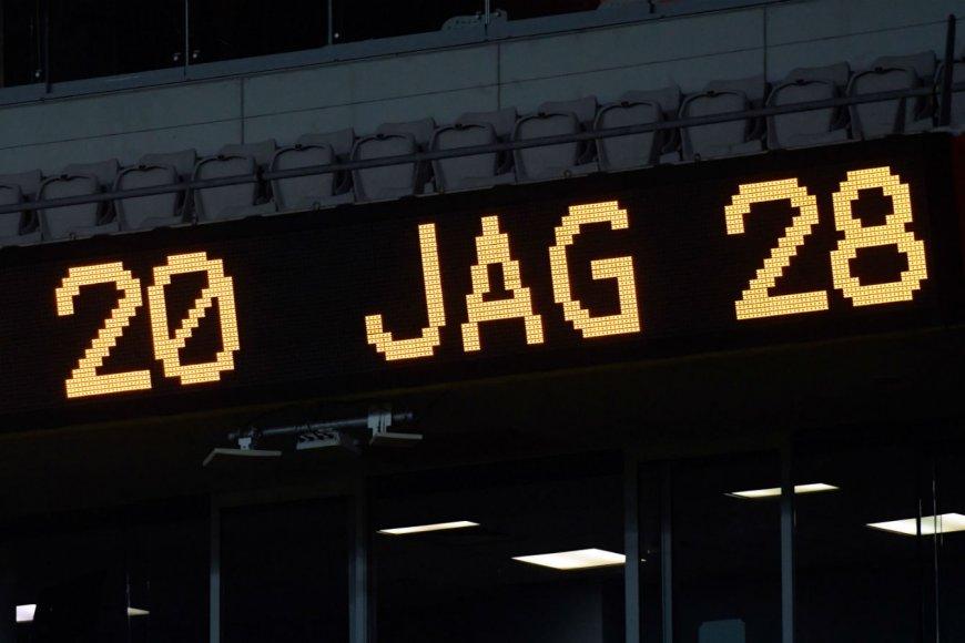 Histórica victoria de Jaguares.