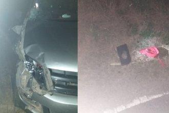 Fatal accidente: un hombre murió atropellado mientras caminaba alcoholizado por ruta entrerriana