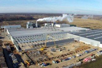 La Planta Concordia de EGGER anunció la desvinculación de 10 empleados de la linea de molduras