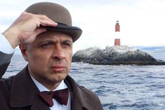 TV Pública: El Palacio San José, en la ruta del mago que sale a recorrer la Argentina