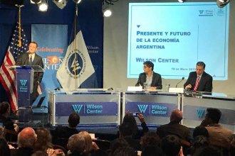 Kicillof en Washington: un anticipo de lo que puede ser