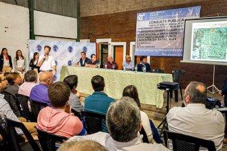 Exitosa convocatoria en la consulta pública por la pavimentación de la ruta 23